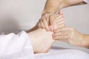 Masáž nohou Prostějov